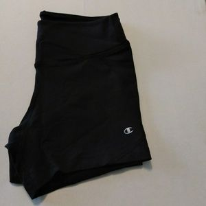 Champion  woman's workout shorts
